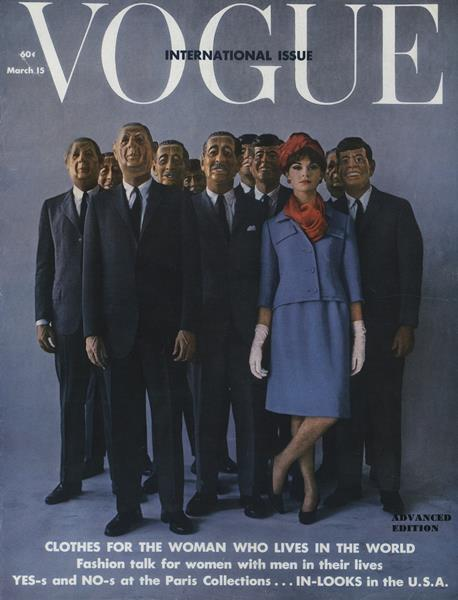 Issue: - March 15 1962 | Vogue