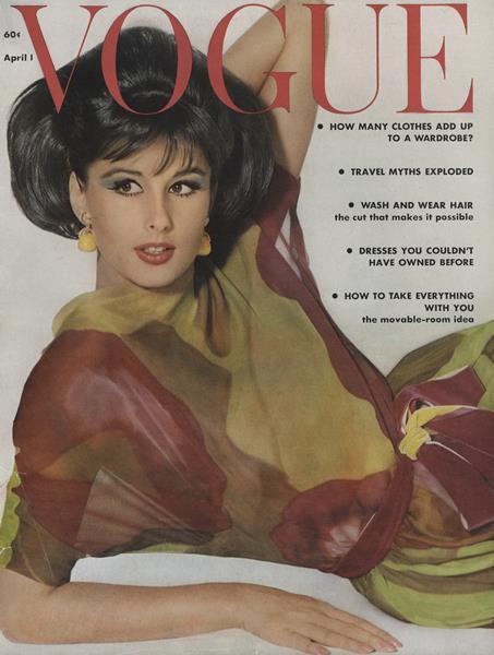 Issue: - April 1 1962 | Vogue