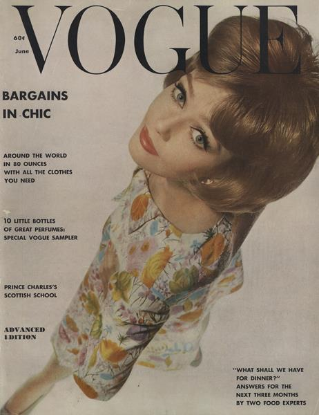 Issue: - June 1962 | Vogue