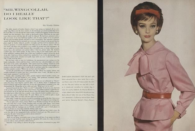 "Article Preview: ""Mr. Wingcollar, Do I Really Look Like That"", June 1962 