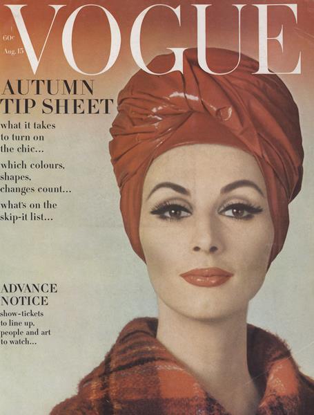 Issue: - August 15 1962   Vogue
