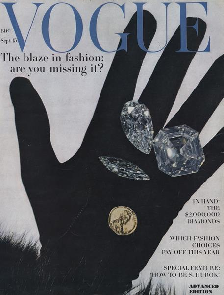 Issue: - September 15 1962 | Vogue