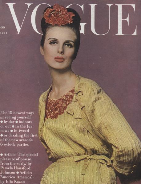 Issue: - October 1 1962 | Vogue