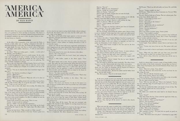 """""""America America"""""""