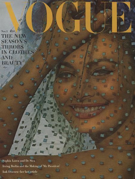 Issue: - November 1 1962 | Vogue