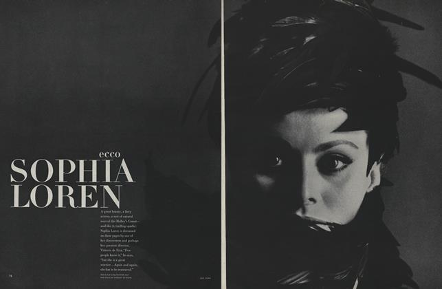 Ecco Sophia Loren