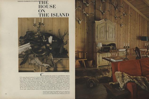 The House on the Island