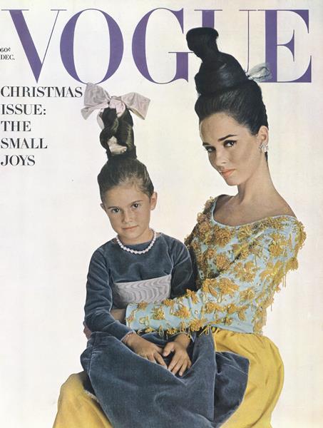 Issue: - December 1962   Vogue