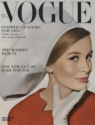 Cover for the January 15 1963 issue