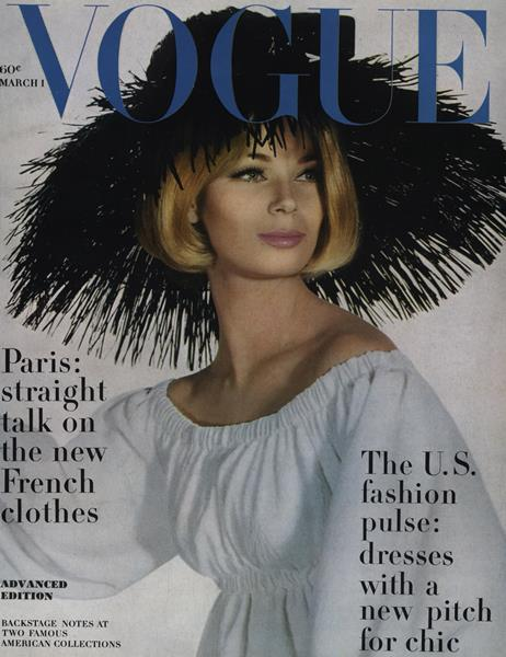 Issue: - March 1 1963 | Vogue