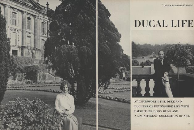 Ducal Life/The Devonshires