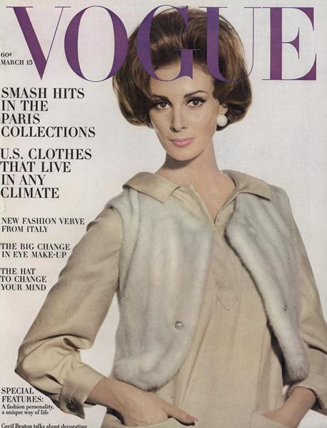 Issue: - March 15 1963 | Vogue