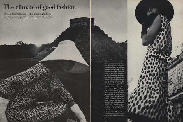 The climate of good fashion