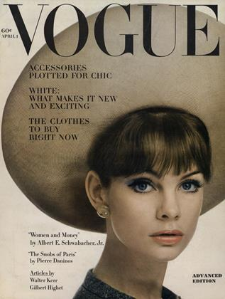 Cover for the April 1 1963 issue