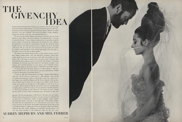 The Givenchy Idea