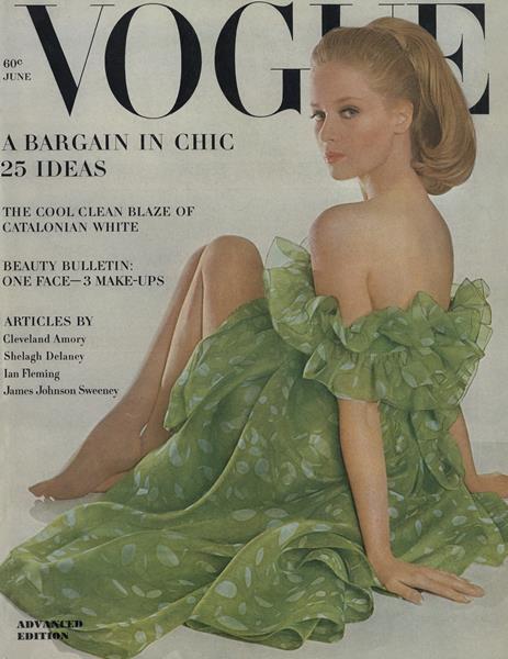 Issue: - June 1963 | Vogue