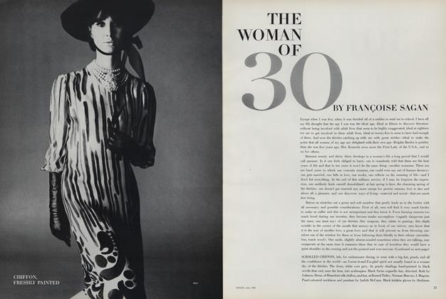 The Woman of 30