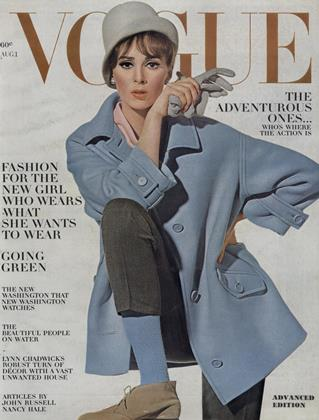 Cover for the August 1 1963 issue