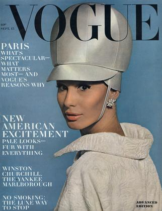 Cover for the September 15 1963 issue