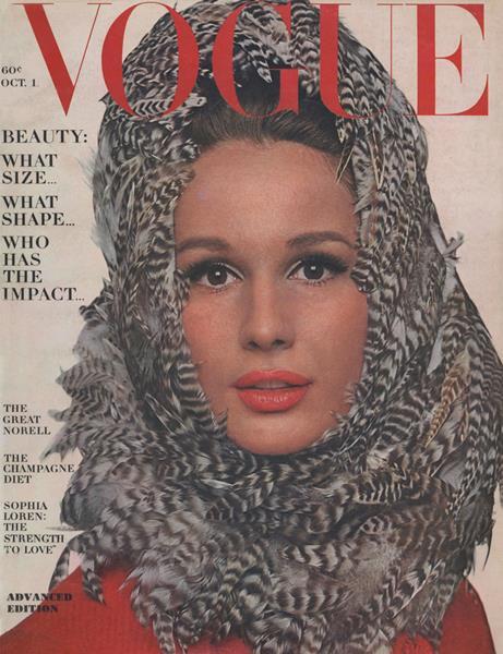 Issue: - October 1 1963   Vogue