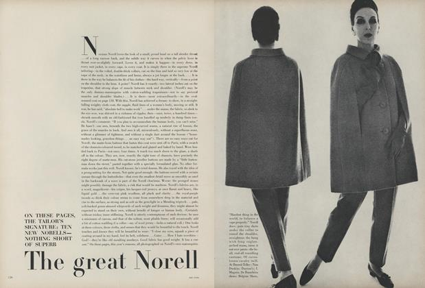 The Great Norell