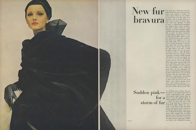 New Fur Bravura