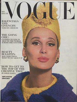 Cover for the October 15 1963 issue