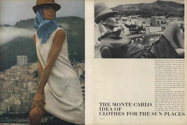The Monte Carlo Idea of Clothes for the Sun Places