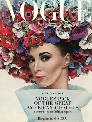 Cover for the February 1 1964 issue