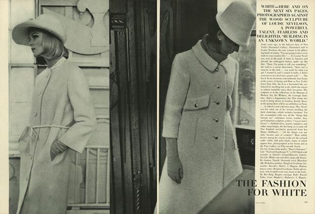 The Fashion for White