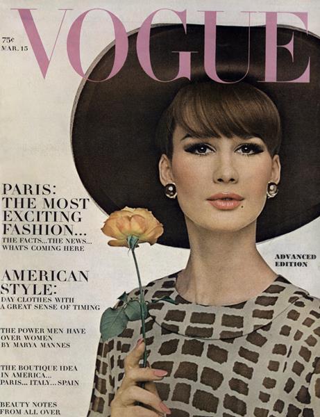 Issue: - March 15 1964   Vogue