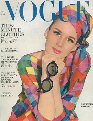 Cover for the April 1 1964 issue