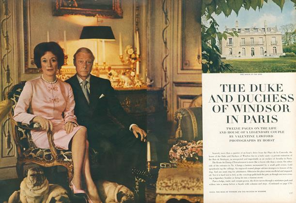 Article Preview: The Duke and Duchess of Windsor in Paris, April 1 1964 | Vogue