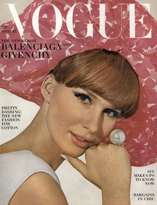 Cover for the April 15 1964 issue