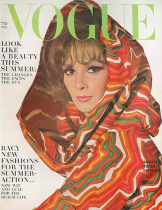 Cover for the May 1964 issue