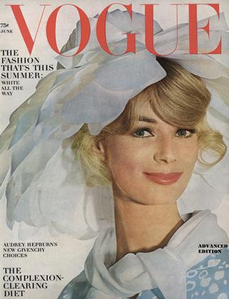 Cover for the June 1964 issue