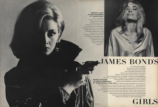 James Bond's Girls