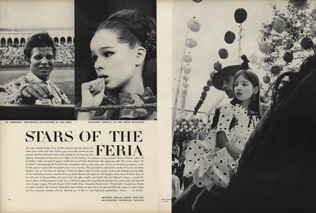 Stars of the Feria