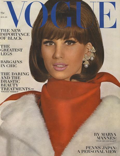 Issue: - August 15 1964   Vogue