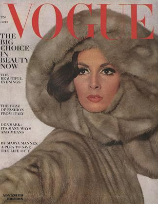 Cover for the October 1 1964 issue