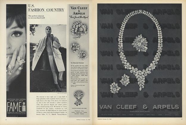 U.S. Fashion Country–Coast to Coast