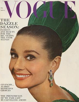 Cover for the November 1 1964 issue