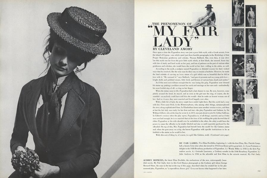 "The Phenomenon of ""My Fair Lady"""