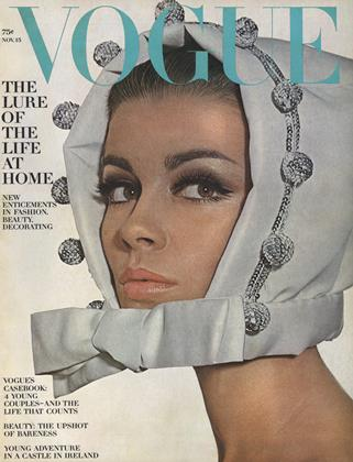 Cover for the November 15 1964 issue