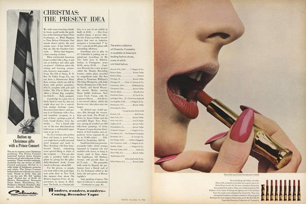 Christmas: The Present Idea