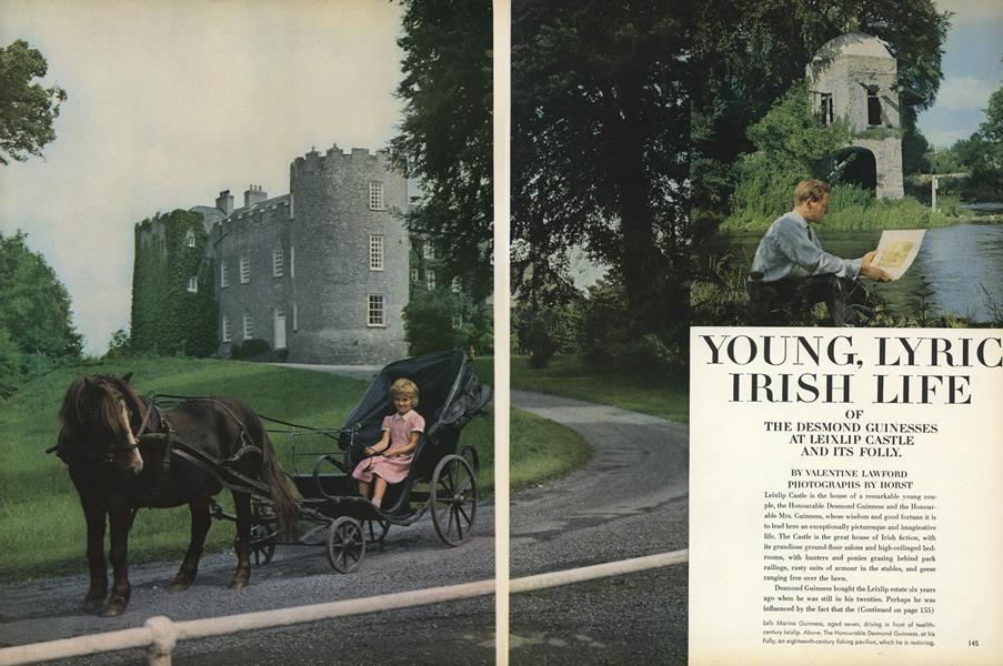 Young, Lyric Irish Life