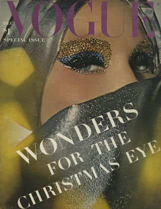 Cover for the December 1964 issue