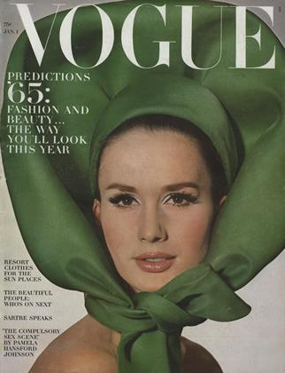 Cover for the January 1 1965 issue
