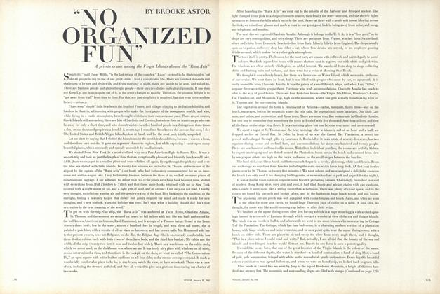 "Article Preview: ""No Organized Fun"", January 15 1965 