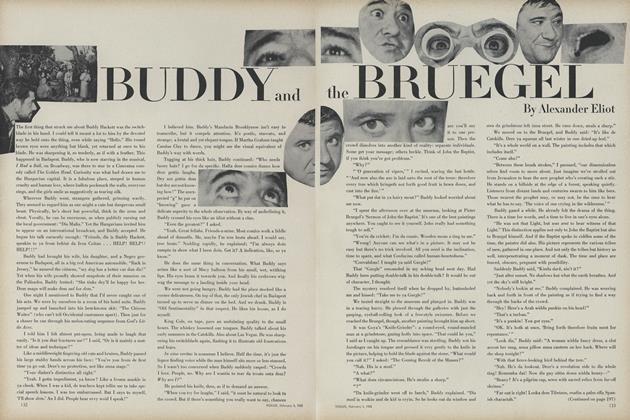 Buddy and the Bruegel